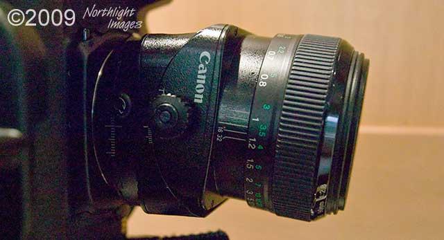 Canon TS-E 90