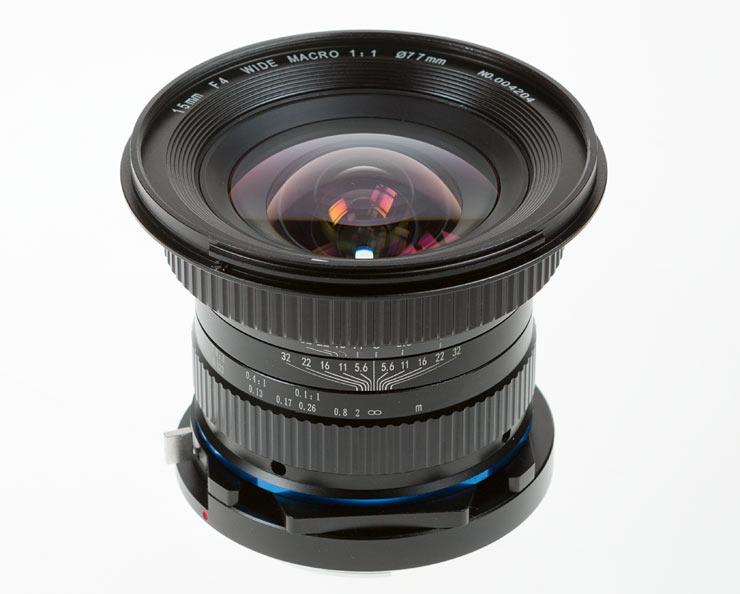 Venus 15mm lens