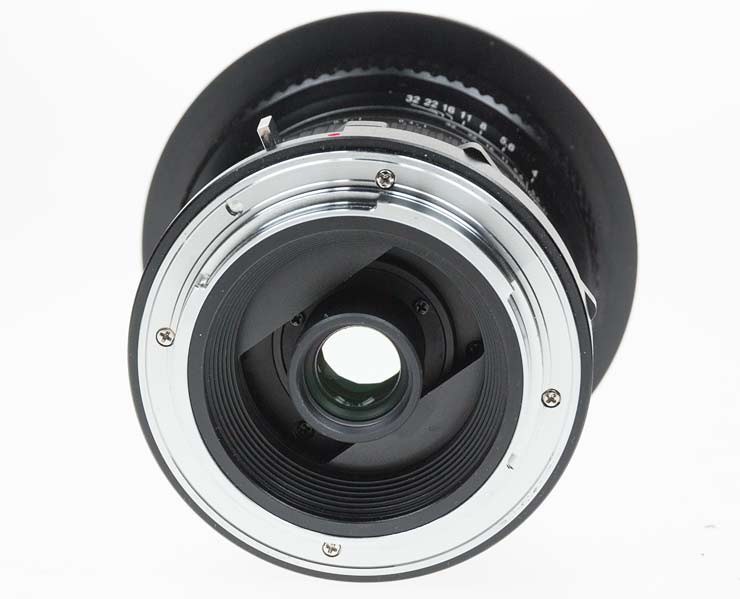 15mm f4 EF lens mount