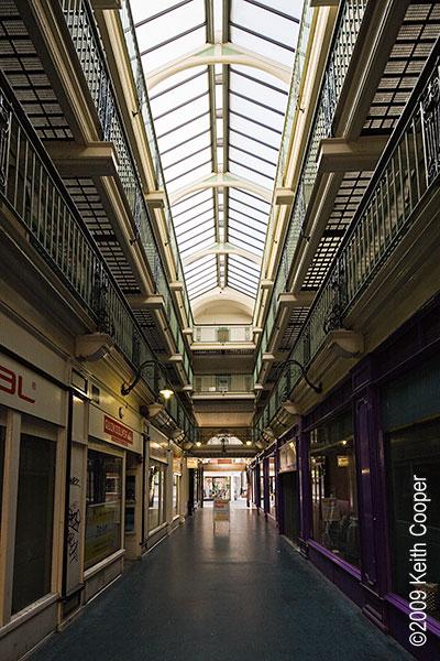 Silver Arcade, Leicester