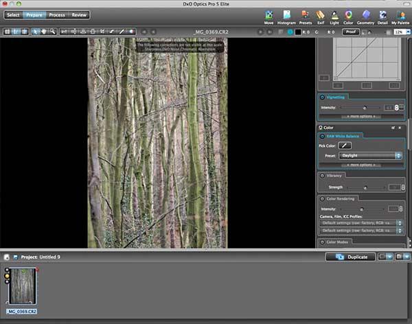 Trees - 7D file