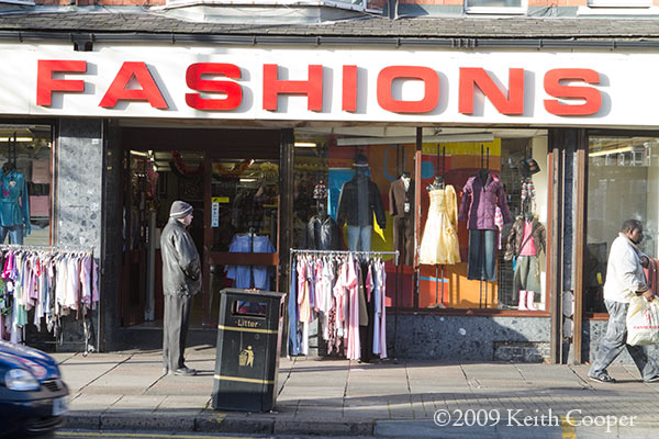 High Fashion in Leicester