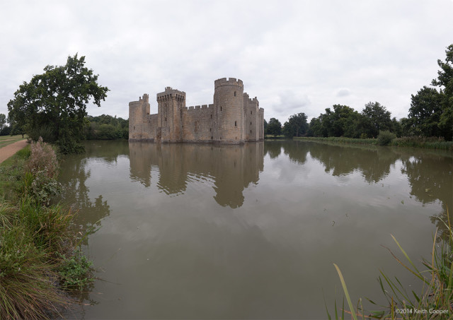 Bodium castle - from 7 source images