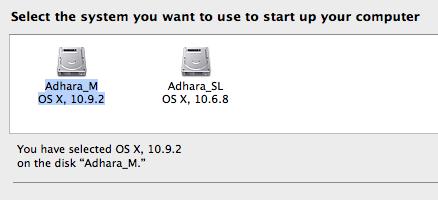 dual boot Mac