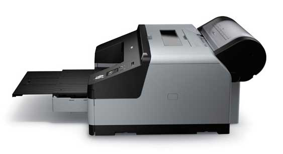 Epson 4900 - side view