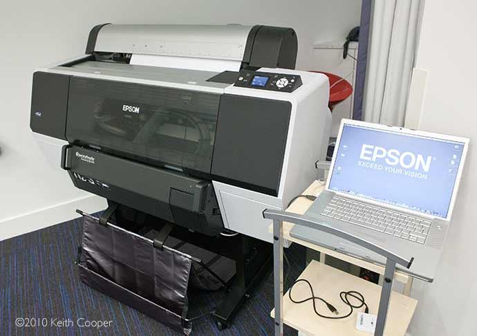 epson 7890 at Epson