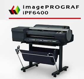Canon iPF6400 - 6450