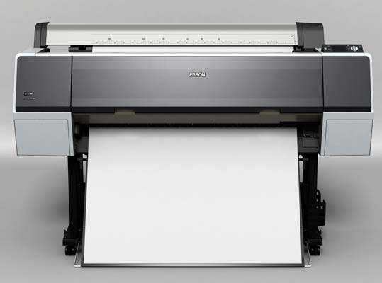 Epson 9890 printer