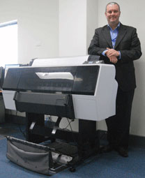 Epson 9900 44 inch printer