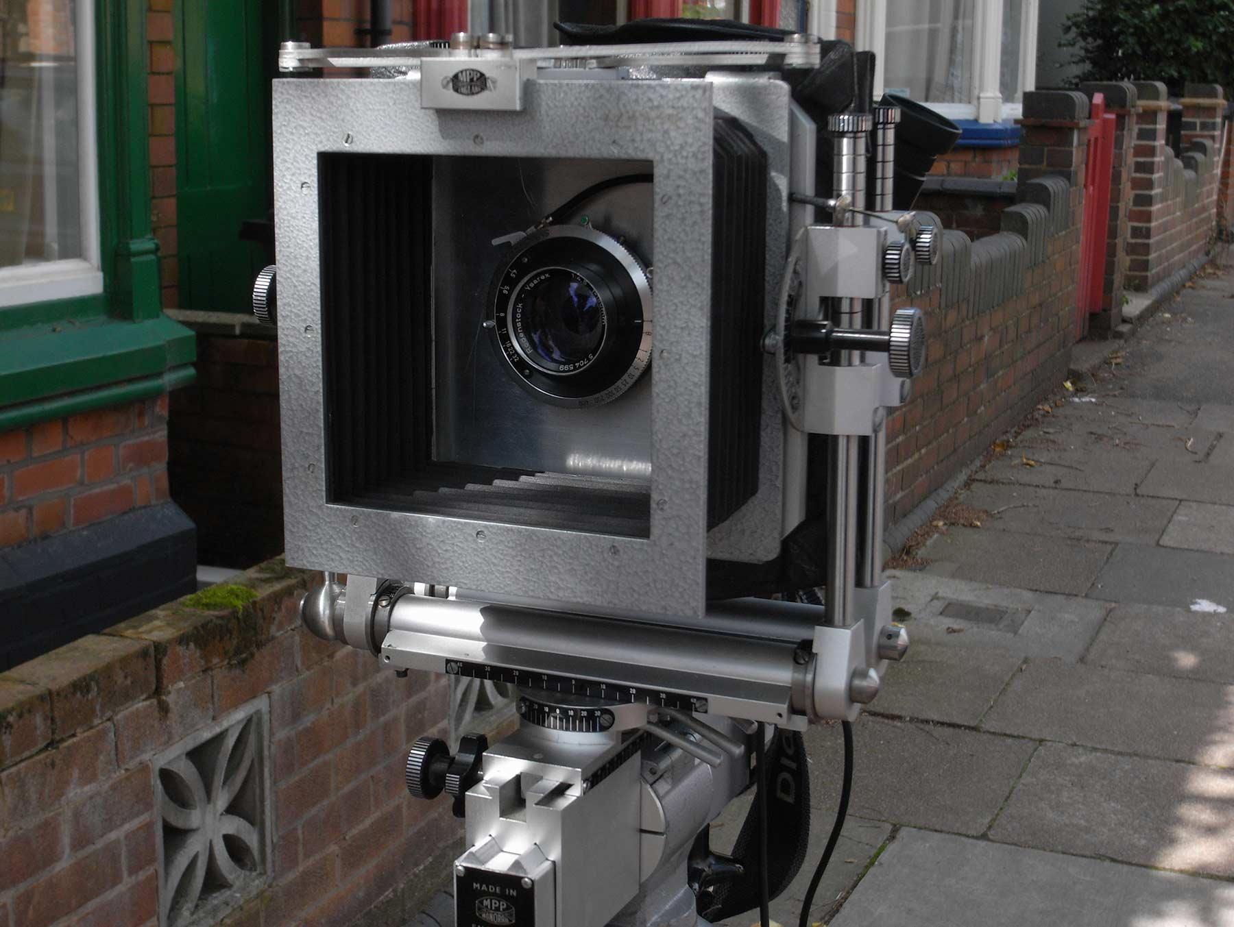 Compendium - lens hood