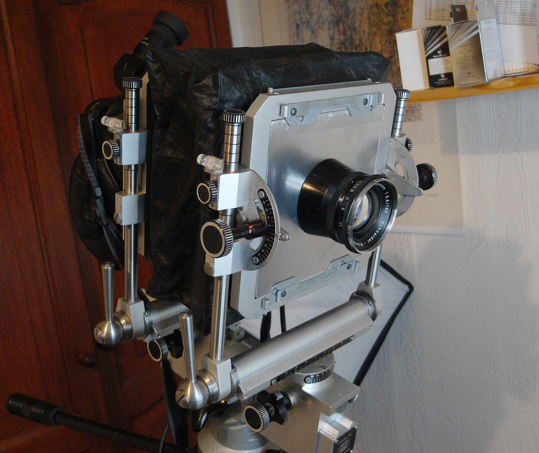 Schneider 180/5.6 Componon enlarger lens