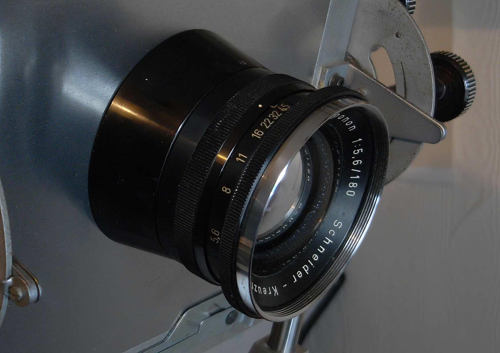 Schneider 180mm f/5.6