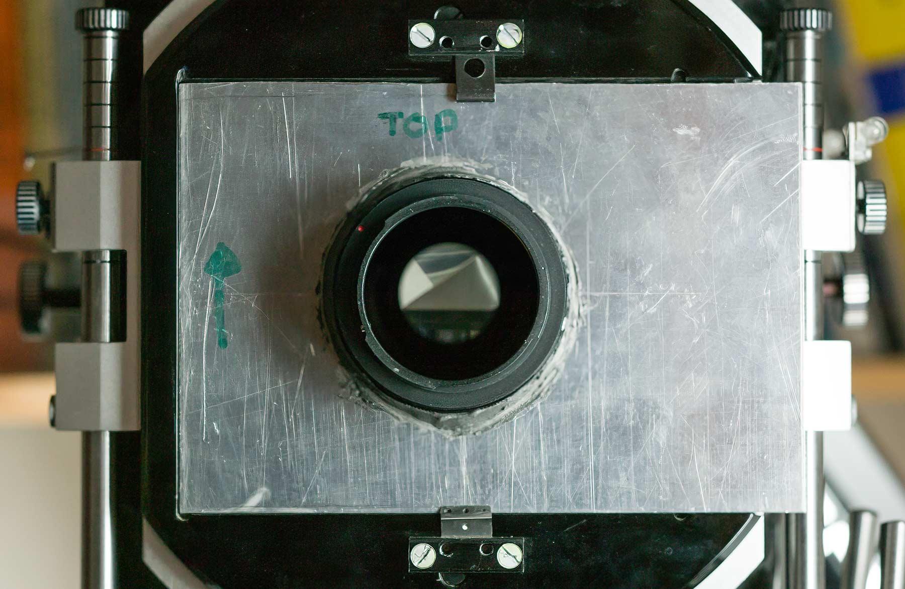 view-through-camera