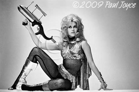 Jane Fonda and Me...