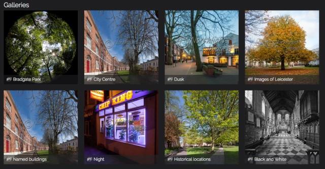 Leicester stock photos