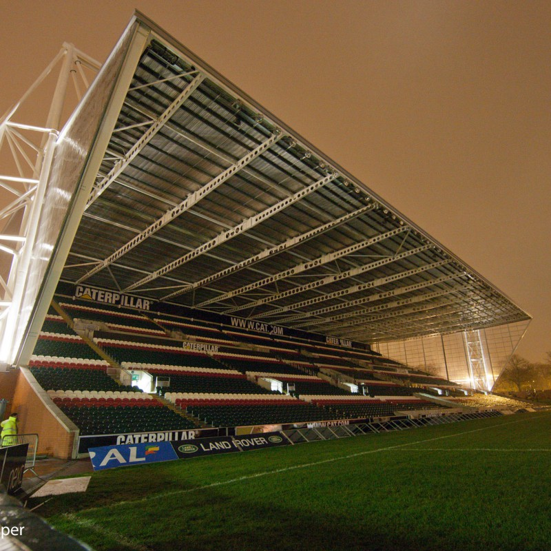 Sports stadium stand