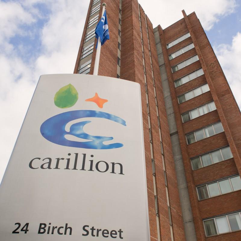 Carillion, Wolverhampton
