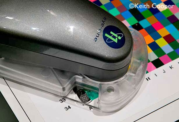 i1 pro spectrophotometer