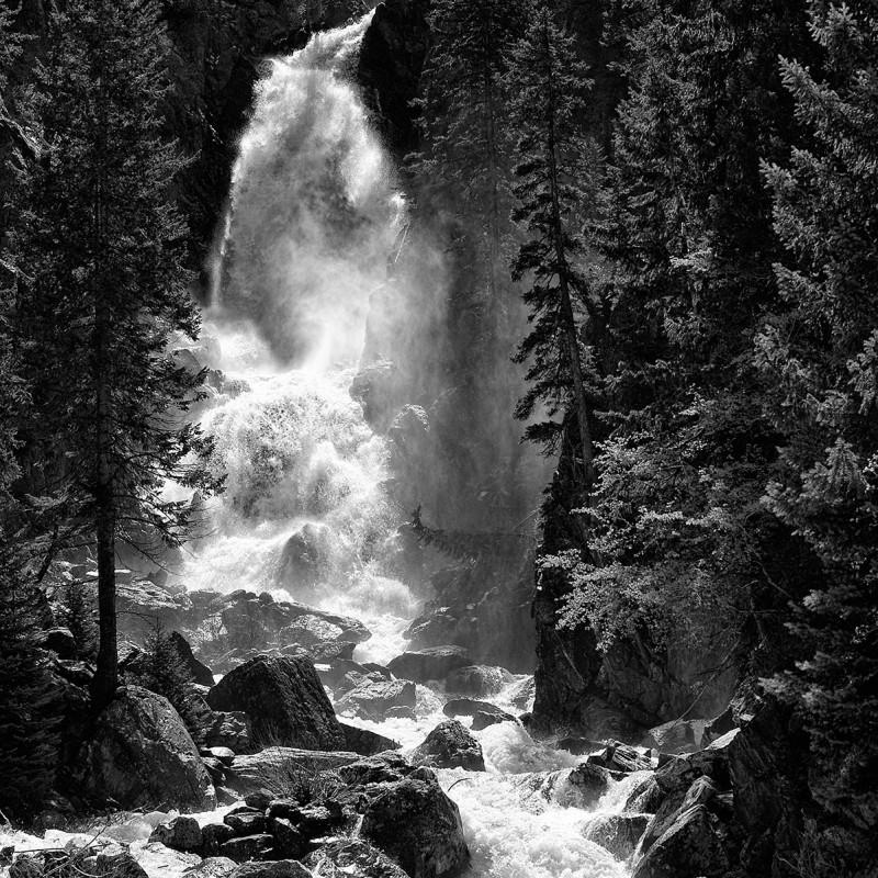 Fish Creek falls 1