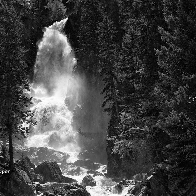 Fish Creek falls 2