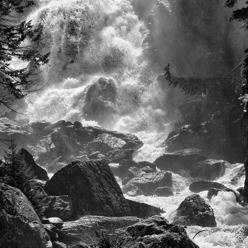 Fish Creek falls 3