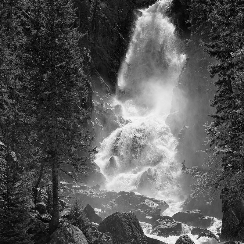 Fish Creek falls 4