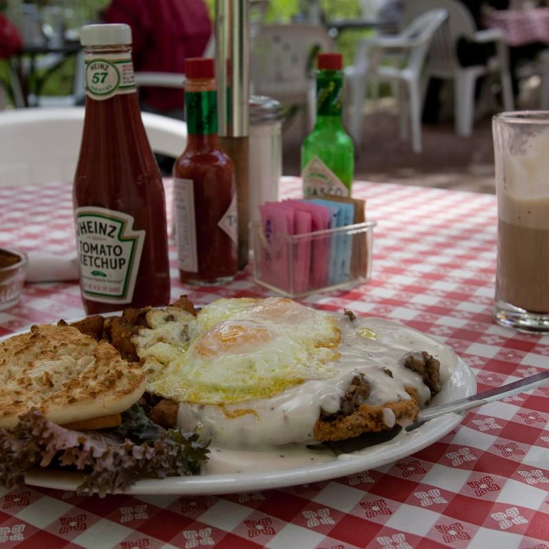 Mighty breakfast