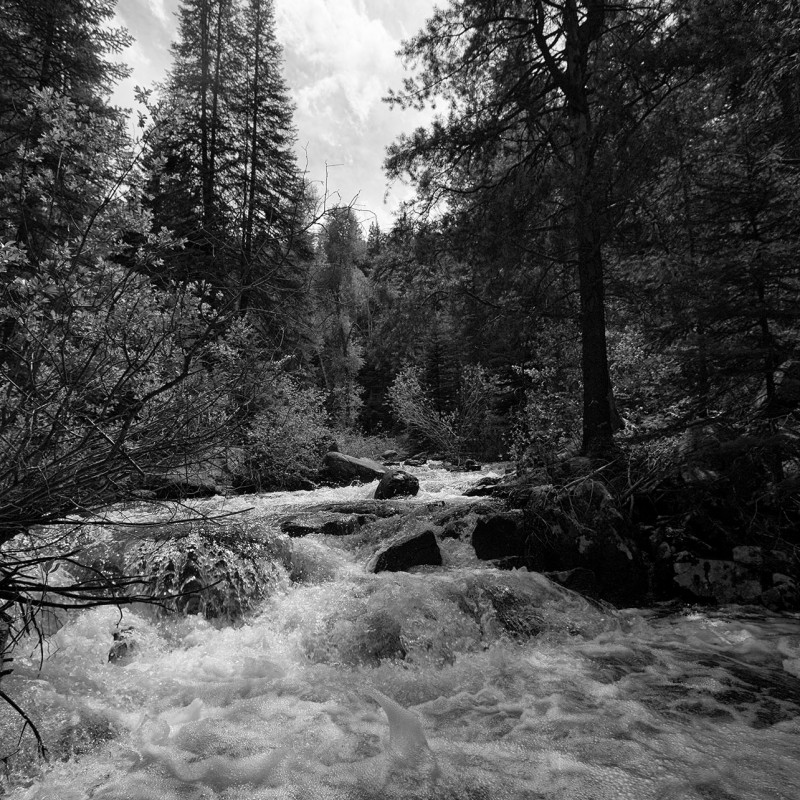 Rocky mountain stream 4