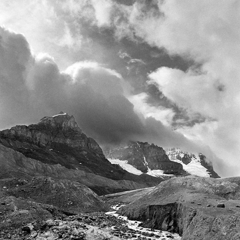 Glaciers End