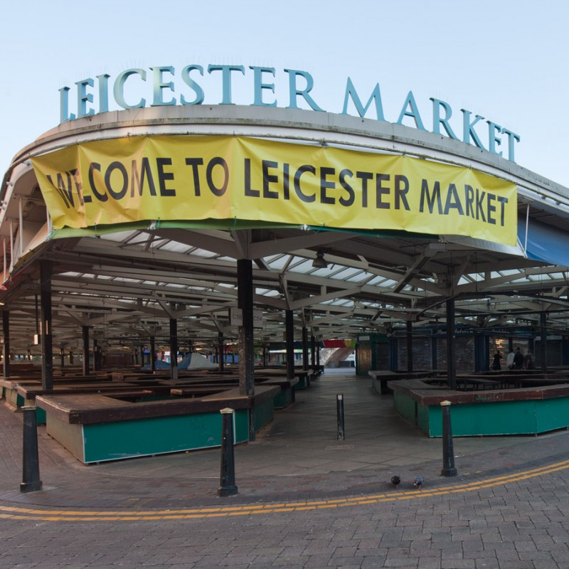 Leicester marketplace