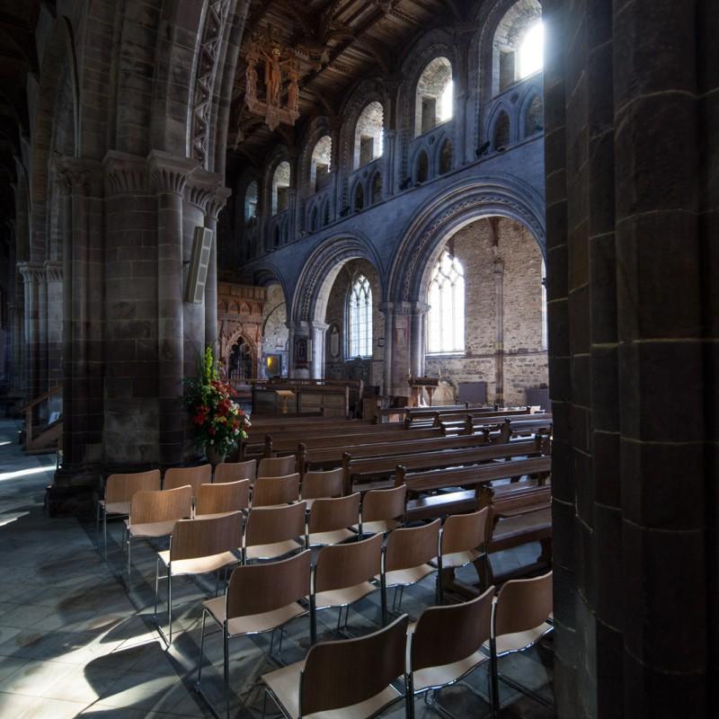 Interior, St Davids