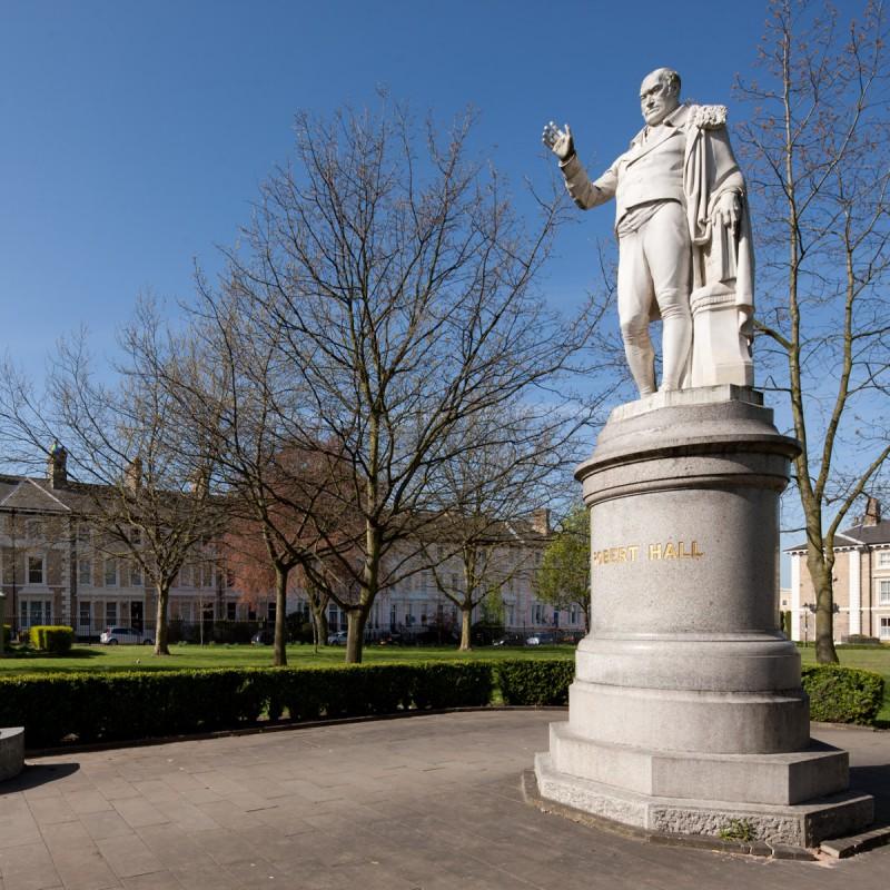 De Montfort Square, Robert Hall