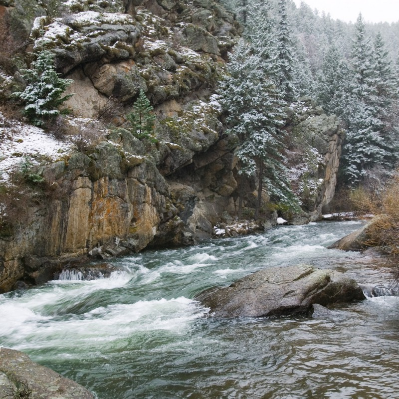 Stream - Rockies 2