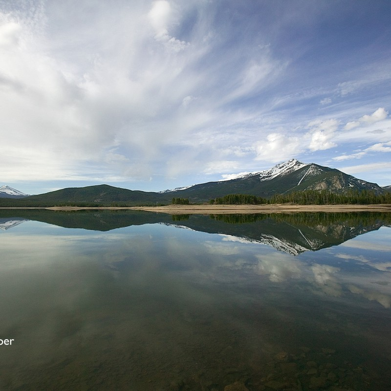 Dillon reservoir 1