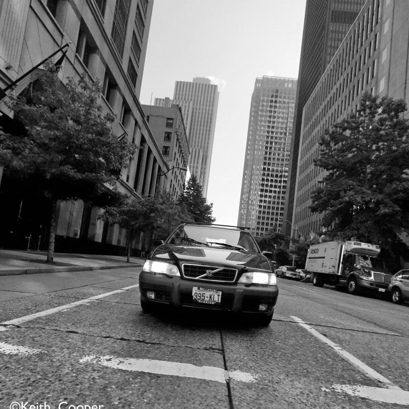 Seattle street scene 2