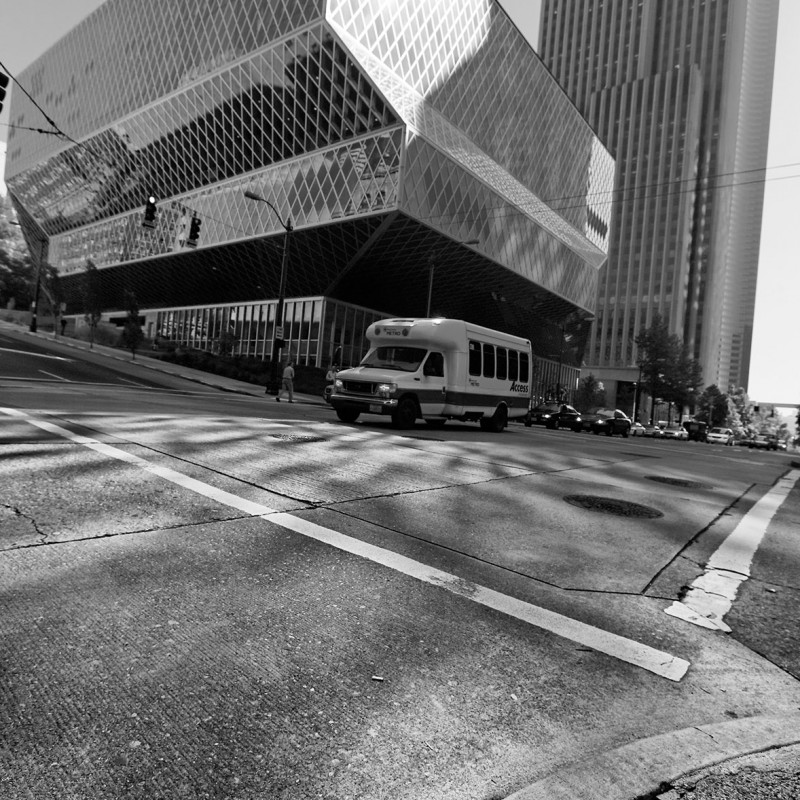 Seattle street corner 2
