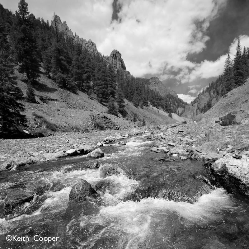 Mountain stream 6