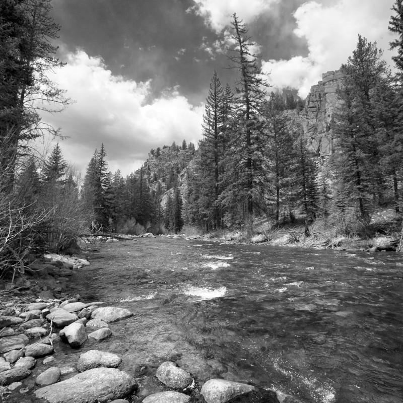 Mountain stream 7