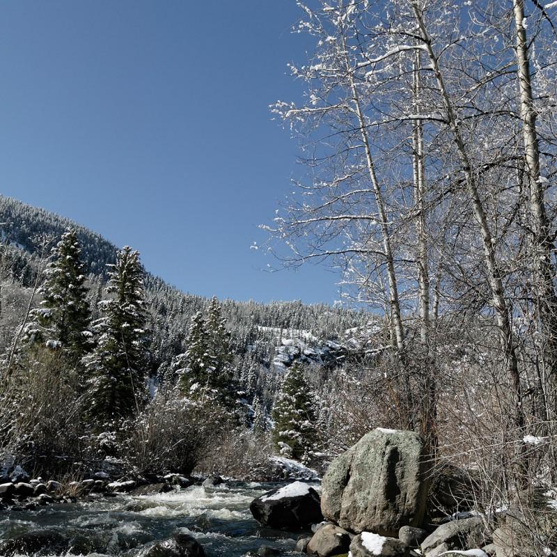 Mountain stream 10
