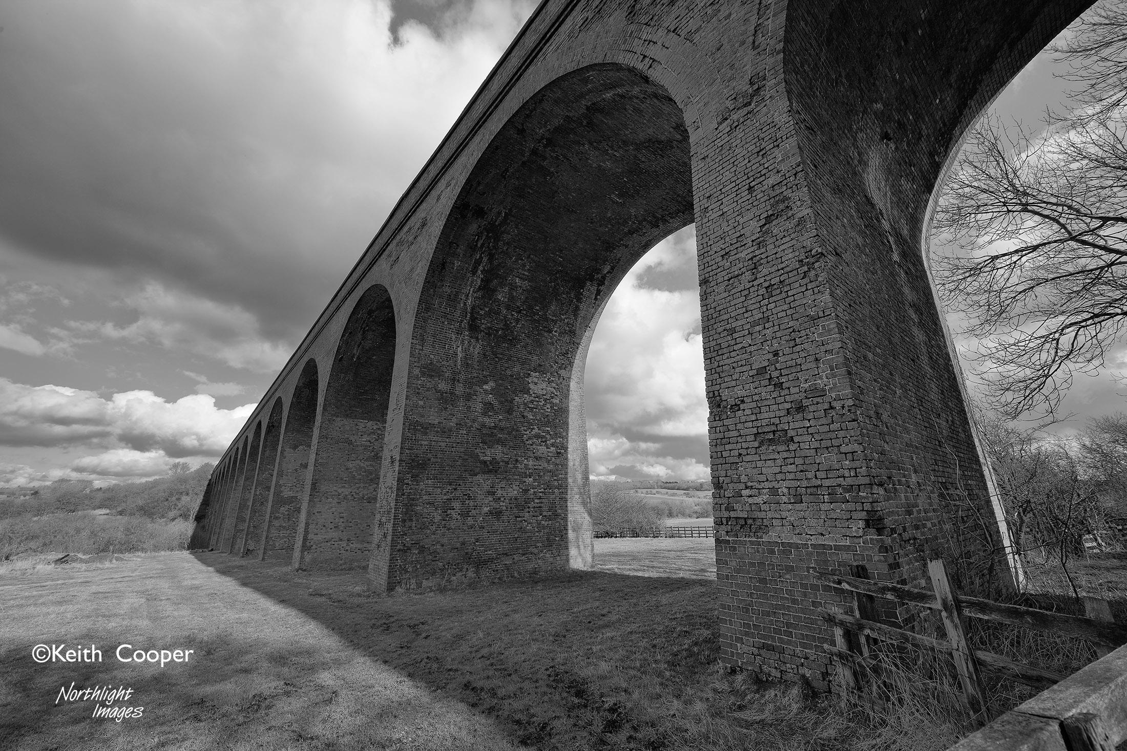 Viaduct at John O' Gaunt