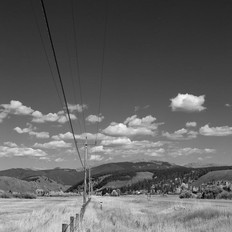 Road to Grand Lake, CO