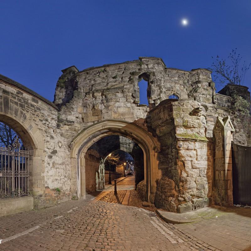 Turret  gateway, Ruperts gateway