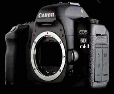 eos 6d mk2
