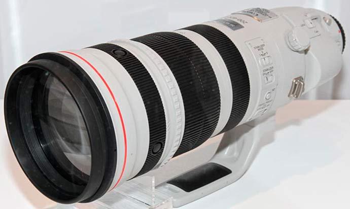 EF 200-400 lens