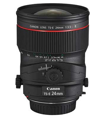 Canon TS-E 24mm 3.5L II review