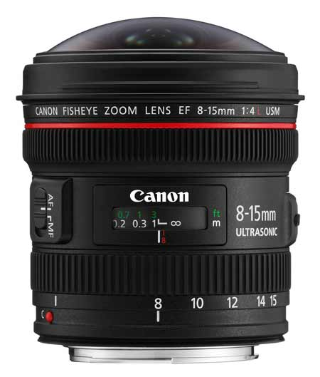 Canon EF 8-15mm f4 L USM review