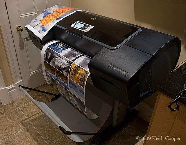 z3200ps printing