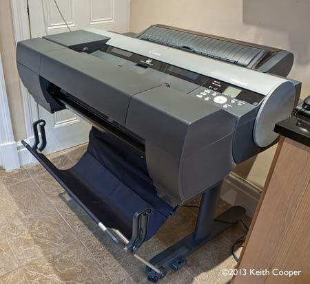 Canon iPF6400 - 6450 printer review