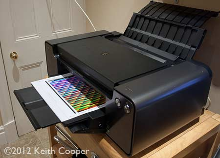 Printer review - Canon Pixma Pro-1
