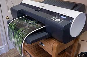 Canon iPF5100 printer review